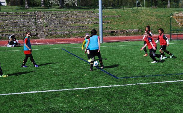 Calendrier Foot Feminin D1.Foot Feminin District Seine Et Marne De Football